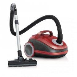 Gorenje Vacuum cleaner VCEA21GPLRCY Bagged, Red, 700 W, 3 L, A, C, A, 78 dB,