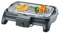 Severin Grill Barbecue 8511 2300 W, Black