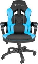 Genesis Gaming chair Nitro 330, NFG-0782, Black - blue