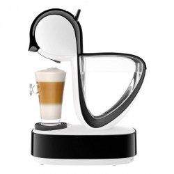 Delonghi Coffee maker EDG 260.W Pump pressure 15 bar, Capsule coffee machine, 1470 W, White