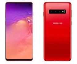 Samsung Galaxy S10+ Red, 6.4 , Dynamic AMOLED, 1440 x 3040, Exynos 9820, Internal RAM 8 GB, 128 GB, microSD, Dual SIM, Nano-SIM