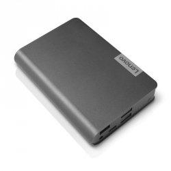 Lenovo USB-C Laptop Power Bank 14000 mAh (w/ Roundtip Dongle) Black, 1 year(s)