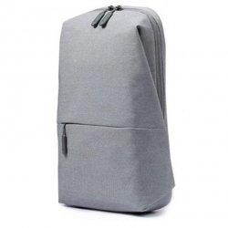Xiaomi Mi City Sling Bag Fits up to size 10 , Light Grey, Shoulder strap, Backpack