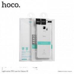 Hoco. Light series Case, Samsung, Galaxy S9 Plus, TPU, Transparent
