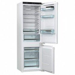 Gorenje Refrigerator NRKI5182A1 Built-in, Combi, Height 177 cm, A++, No Frost system, Fridge net capacity 180 L, Freezer net cap