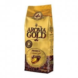 Aroma Gold Ground coffee, 250 g