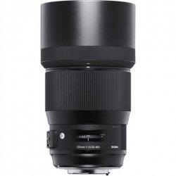 Sigma 135 mm F1.8 DG HSM Canon [ART]