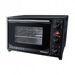 Steba Grill and bake oven KB27U.3 20 L, Black, 1500 W