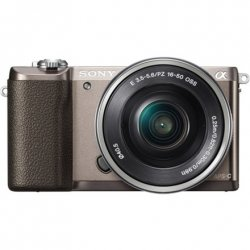 Sony ILCE5100LT.CEC Body + 16-50mm lens Mirrorless Camera Kit, 24.3 MP, ISO 25600, Display diagonal 3.0 , Video recording, Wi-F