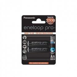 Panasonic eneloop AA/HR6, 2500 mAh, Rechargeable Batteries Ni-MH, 2 pc(s)