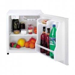 DAEWOO Refrigerator FN-063 Free standing, Larder, Height 51.1 cm, A+, Fridge net capacity 45 L, 43 dB, White