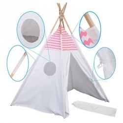 Namiot wigwam Enero toys classic pink