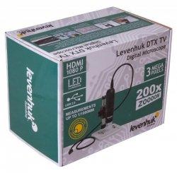 Mikroskop cyfrowy Levenhuk DTX TV #M1