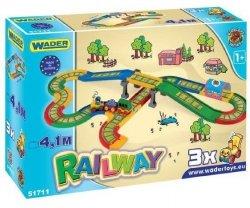 KOLEJKA KID CARS 4,1M WADER - 51711 - #A1