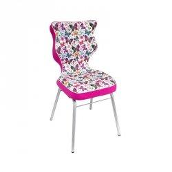 Krzesło Classic Storia - rozmiar 3 - motylki #R1