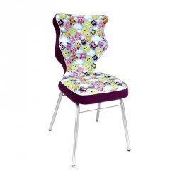 Krzesło Classic Storia - rozmiar 3 - sówki #R1