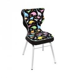 Krzesło Classic Storia - rozmiar 4 - dinozaury