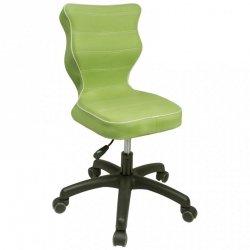 Krzesło PETIT czarny Visto 05 rozmiar 3 wzrost 119-142 #R1