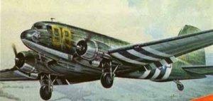 Italeri ITALERI Dakota DC-3 C-47 'Skytrain'