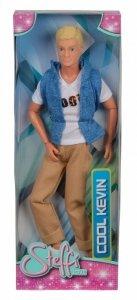 Simba STEFFI Lalka Kevin w modnym ubraniu