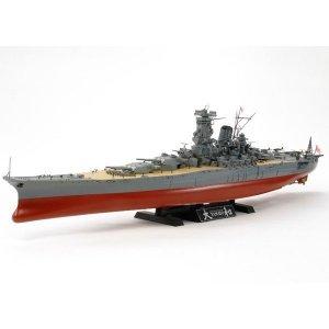 Tamiya Japanese Battleship Yamato