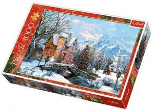 Trefl 1000 Elementów Zimowy krajobraz