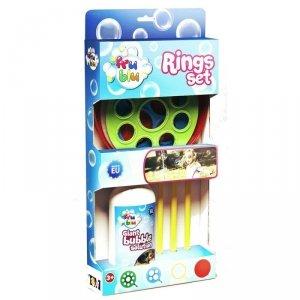 Tm Toys FRU BLU Duzy Zestaw Obrecze + Plyn 0,5