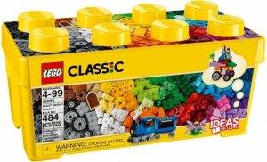 LEGO Klocki Classic Kreatywne klocki średnie pudełko