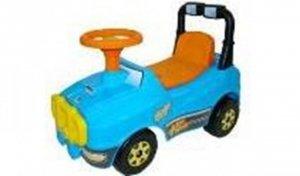 WADER-POLESIE Pojazd Jeep jeździk