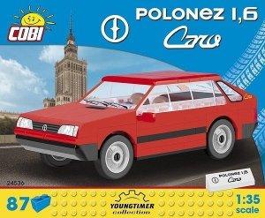 Cobi Klocki Klocki Youngtimer Collection 87 elementów Polonez 1,6 Caro