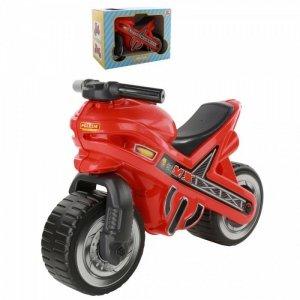 WADER-POLESIE Jeździk motor MX w pudełku