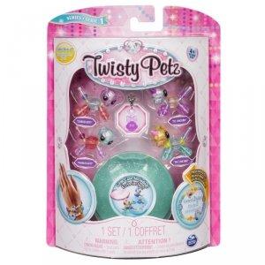 Bransoletki Twisty Petz Twin Babies 4-pak 20103019