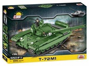 Cobi Klocki Klocki Small Army T-72 M1 Radziecki czołg podstawowy