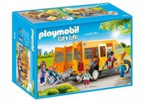 Playmobil Zestaw figurek Autobus szkolny