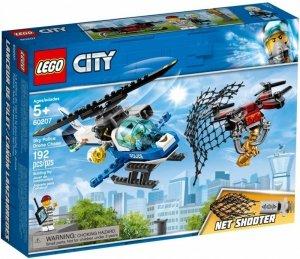 Klocki City Pościg policyjnym dronem