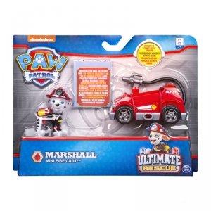 Spin Master Figurka z mini pojazdem Psi Patrol - Marshall