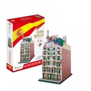 Cubicfun Puzzle 3D Casa Balto