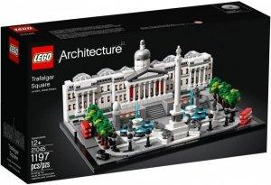 LEGO Klocki Architecture Trafalgar Square
