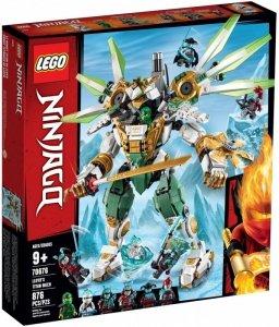 LEGO Klocki Ninjago Mechaniczny tytan Lloyda