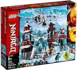 LEGO Klocki Ninjago Zamek zapomnianego Cesarza
