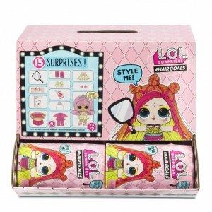 Mga Figurki L.O.L. Surprise Hairgoals display 2x12 sztuk