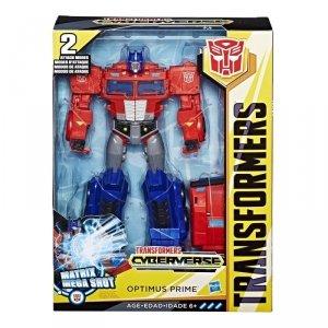 Hasbro Figurka Transformers Cyberverse Ultimate Optimus Prime