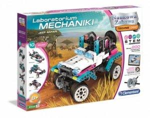 Zestaw naukowy Laboratorium mechaniki Jeep Safari