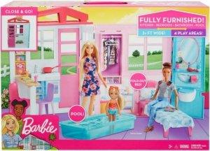 Domek dla Barbie Przytulny Domek