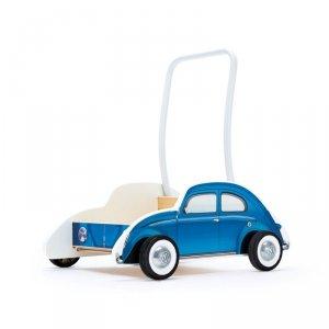 Hape Chodzik VW Klasyczny Garbus niebieski