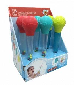 Zabawka do kąpieli Pipeta z kuleczkami Display 6 sztuk