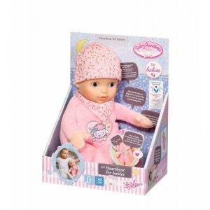 Lalka z biciem serca Baby Annabell