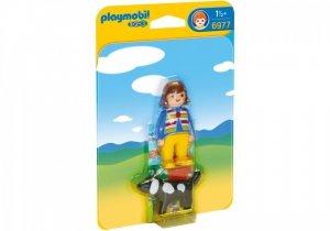 Playmobil Dziewczynka z psem