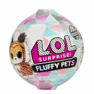 Mga Figurka L.O.L. Surprise Fluffy Pets 1 szt.