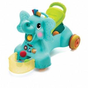 B-kids Jeździk Sensoryczny 3w1  Słoń